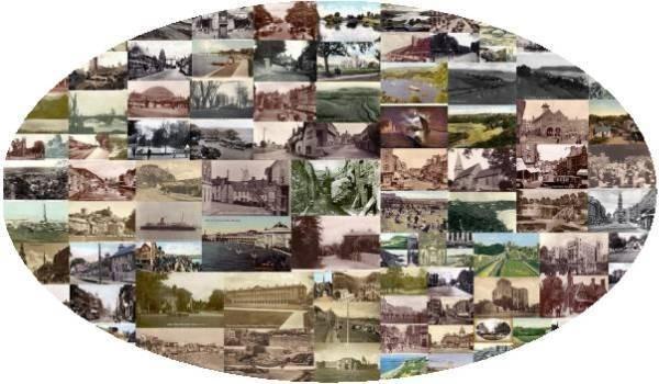 ビンテージイギリスイングランド1600画像集写真自然風景街建物GRヒストリー年代物貴重入手困難ヴィンテージイラストレーターphotoshopCS6_画像1