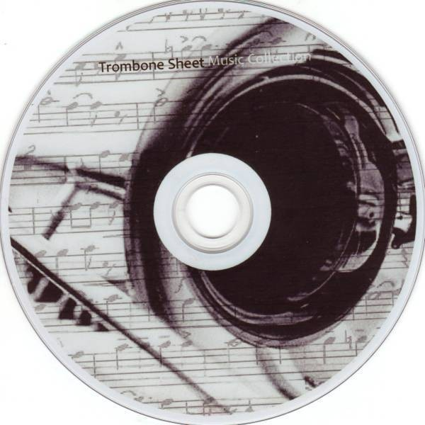 トロンボーンPDF楽譜集300譜大量スコア金管楽器 吹奏楽 trombone 練習 初心者 演奏 指揮者 運指 音楽 曲 作曲家タブレットオーケストラオケ_画像1