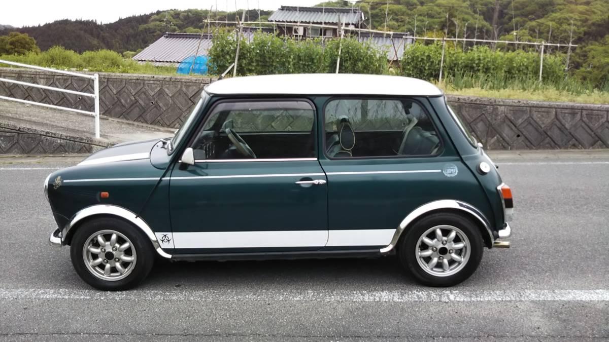 ローバーミニ・クーパー・ドレスアップ車両・走行少_画像7