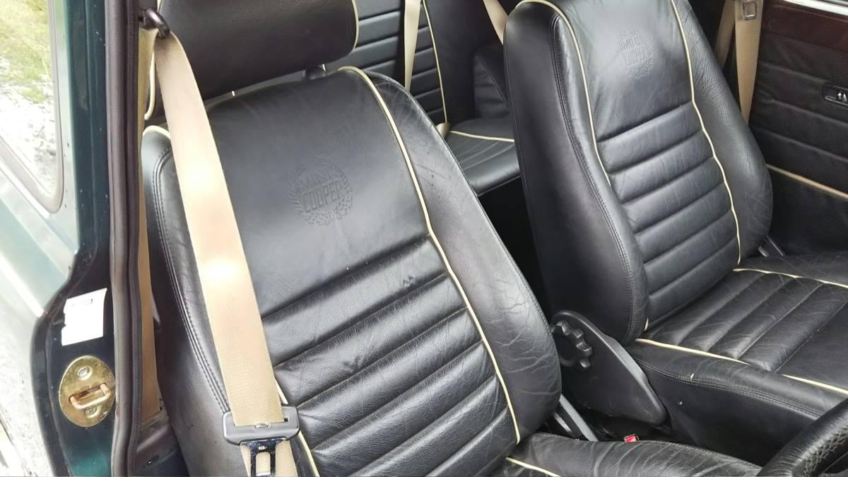 ローバーミニ・クーパー・ドレスアップ車両・走行少_画像10