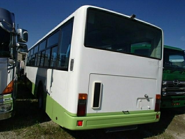 「平成26年 三菱 ふそう 冠水車 エアロスター QDG-MP35FP バス」の画像3