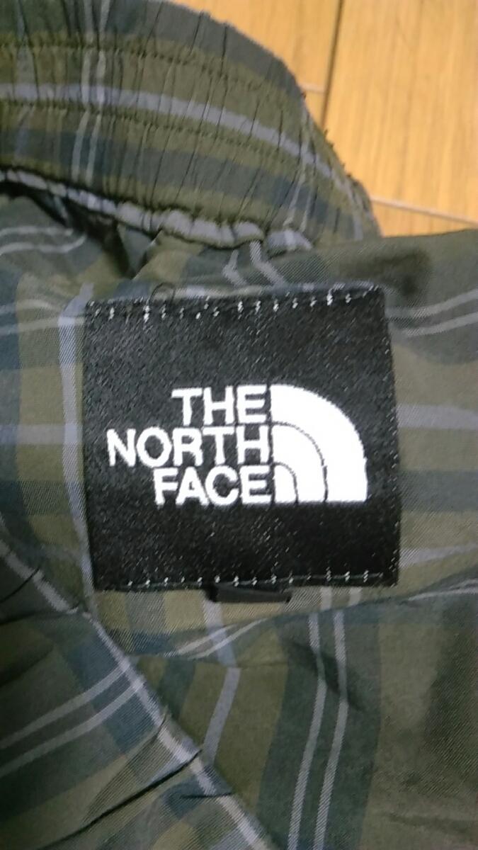 ===⇒最終値下げ![送料無料!]A372【THE NORTH FACE】ノースフェイス Mサイズ ショートパンツ ナイロン100% ロゴ多数