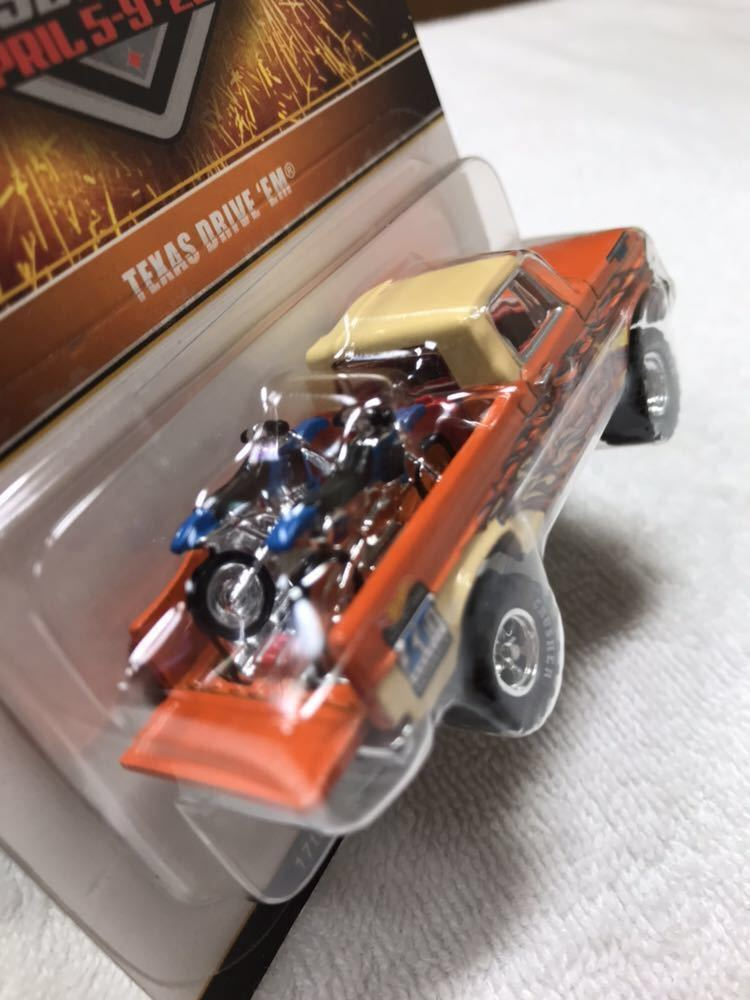 ホットウィール Hot Wheels 2017 17th ANNUAL COLLECTORS NATIONALS TEXAS DRIVE EM_画像3