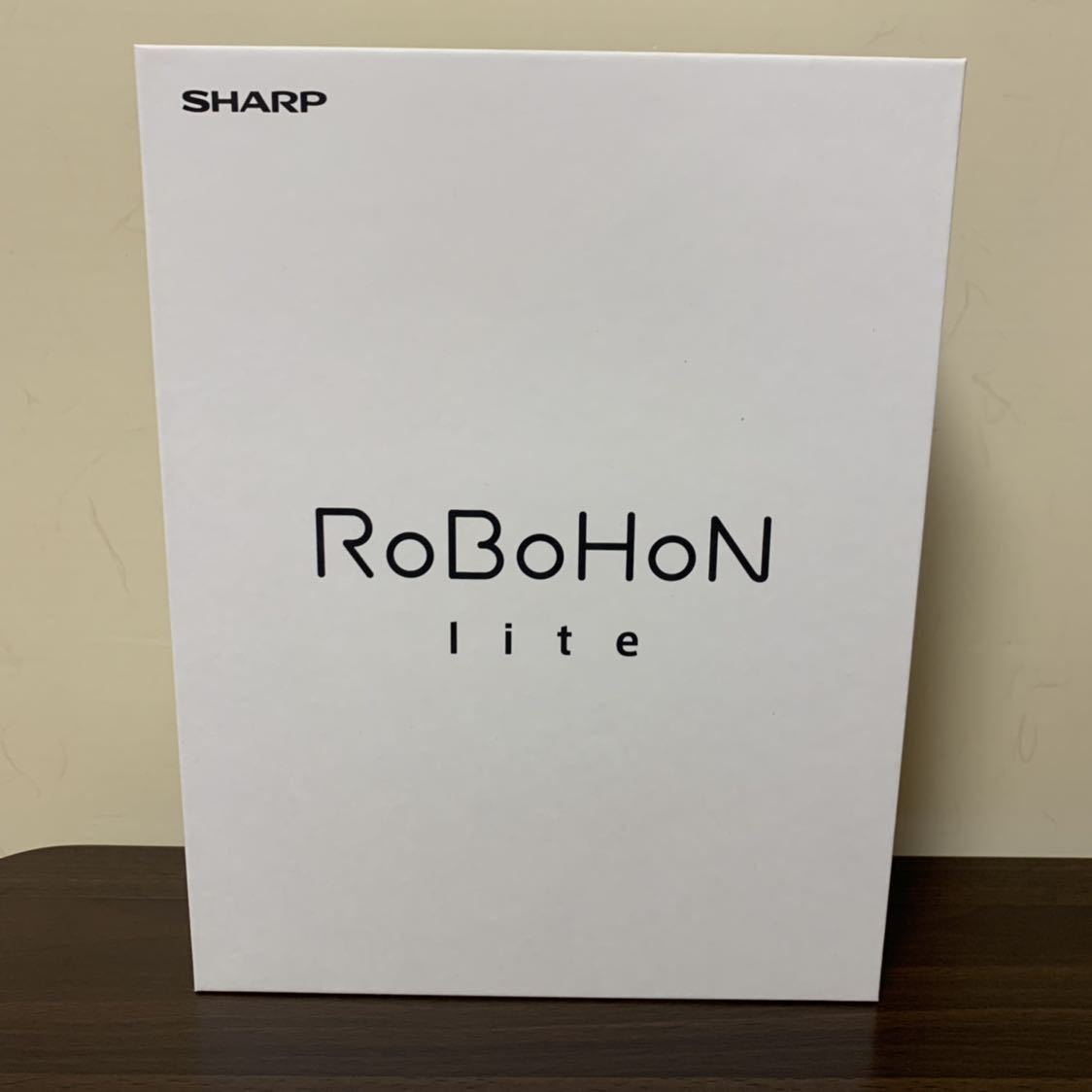 ロボホン ライト Wi-Fi SR-05M-Y_画像9