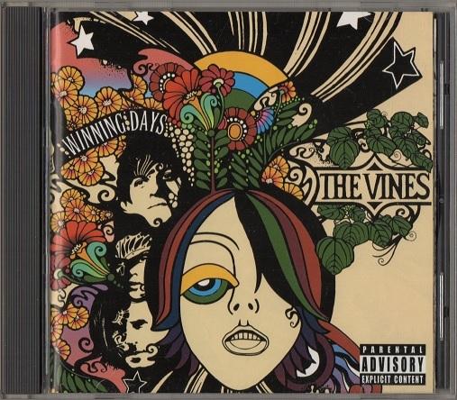 The Vines / Winning Days (日本盤CD) ボーナス1曲 ザ・ヴァインズ