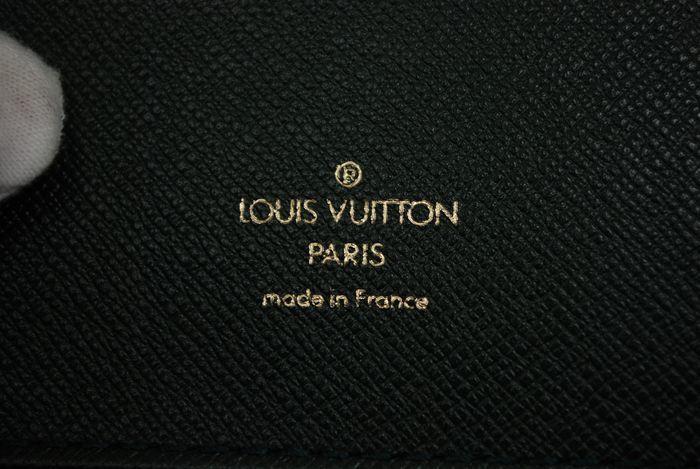 【使用僅か 極美品】 ルイ ヴィトン Louis Vuitton タイガ セルヴィット クラド ビジネスバッグ ブリーフケース メンズ バッグ 定価約16万_画像10