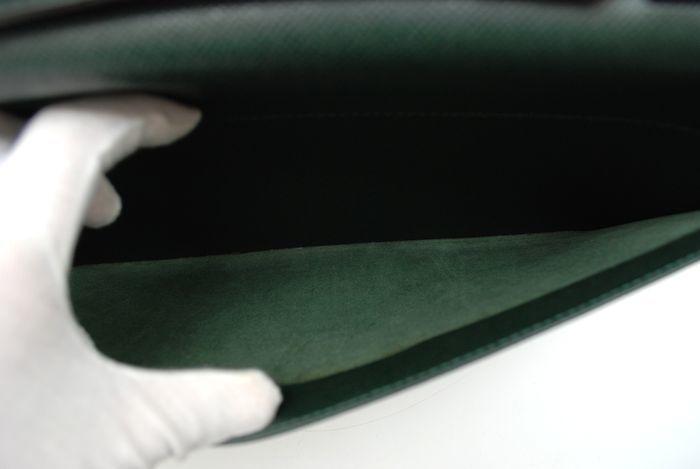 【使用僅か 極美品】 ルイ ヴィトン Louis Vuitton タイガ セルヴィット クラド ビジネスバッグ ブリーフケース メンズ バッグ 定価約16万_画像9
