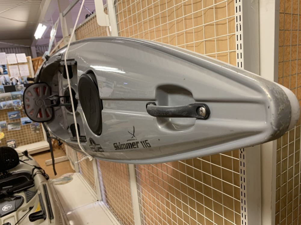 ハリケーンカヤックス スキマー116 skimmer 116_画像9