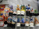 Secret included color 14 kind set chess piece collection DX Dragon Ball Z..!!. empty VS free The compilation