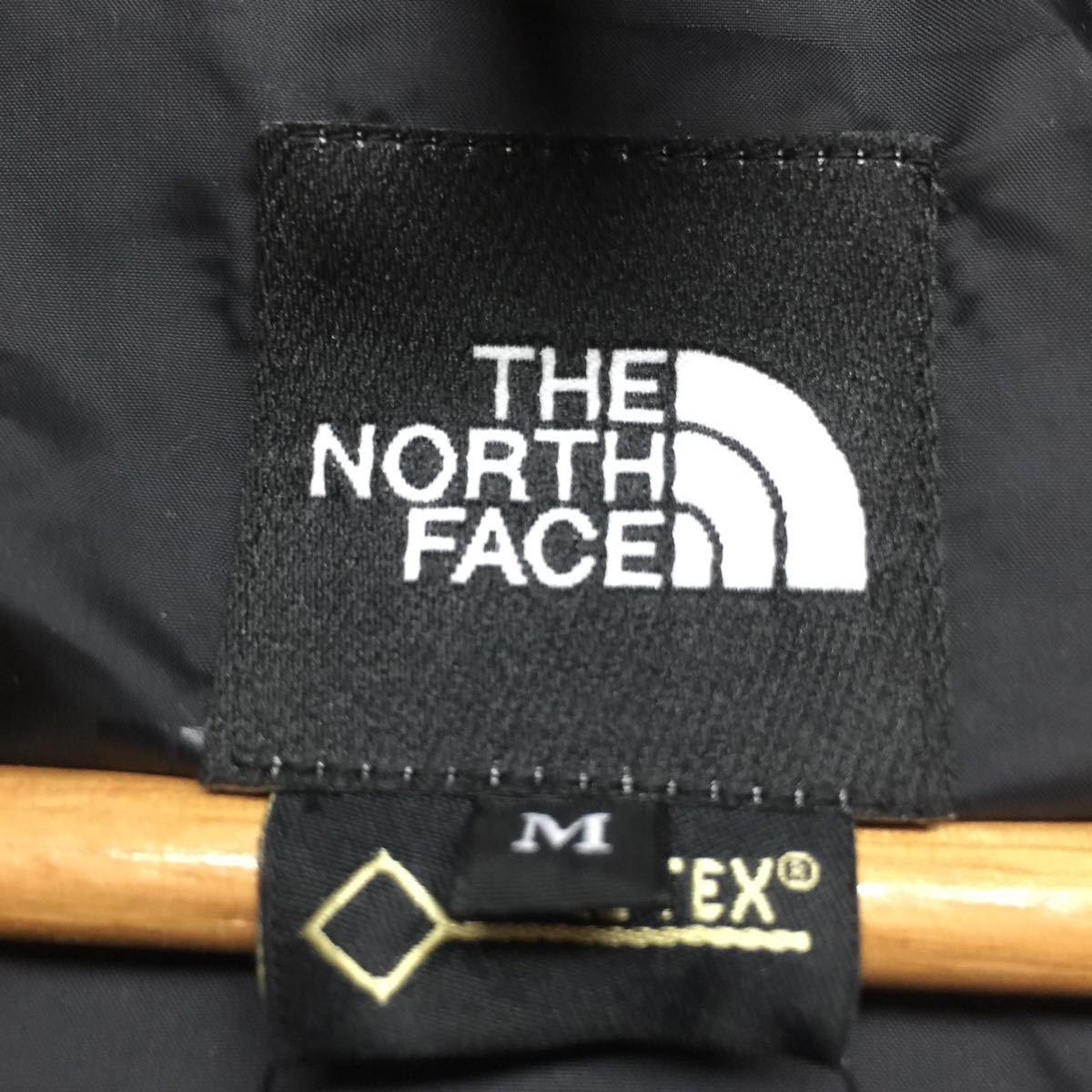 【THE NORTH FACE ザノースフェイス】NP11962 ゴアテックス ジャケット マウンテンパーカー アノラック ナイロンジャケット 青 M 1909oki_画像9