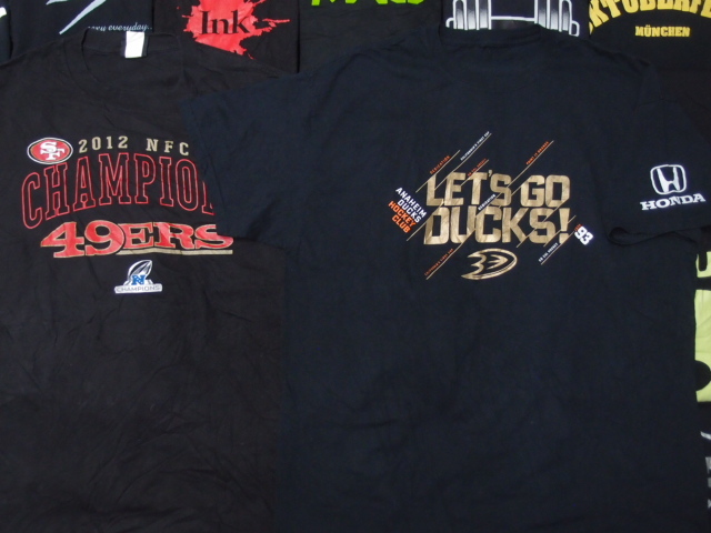 ◆古着卸USA■ブラック☆アメリカンTシャツ24枚セット★★★XL  黒 アメリカ直輸入_画像5