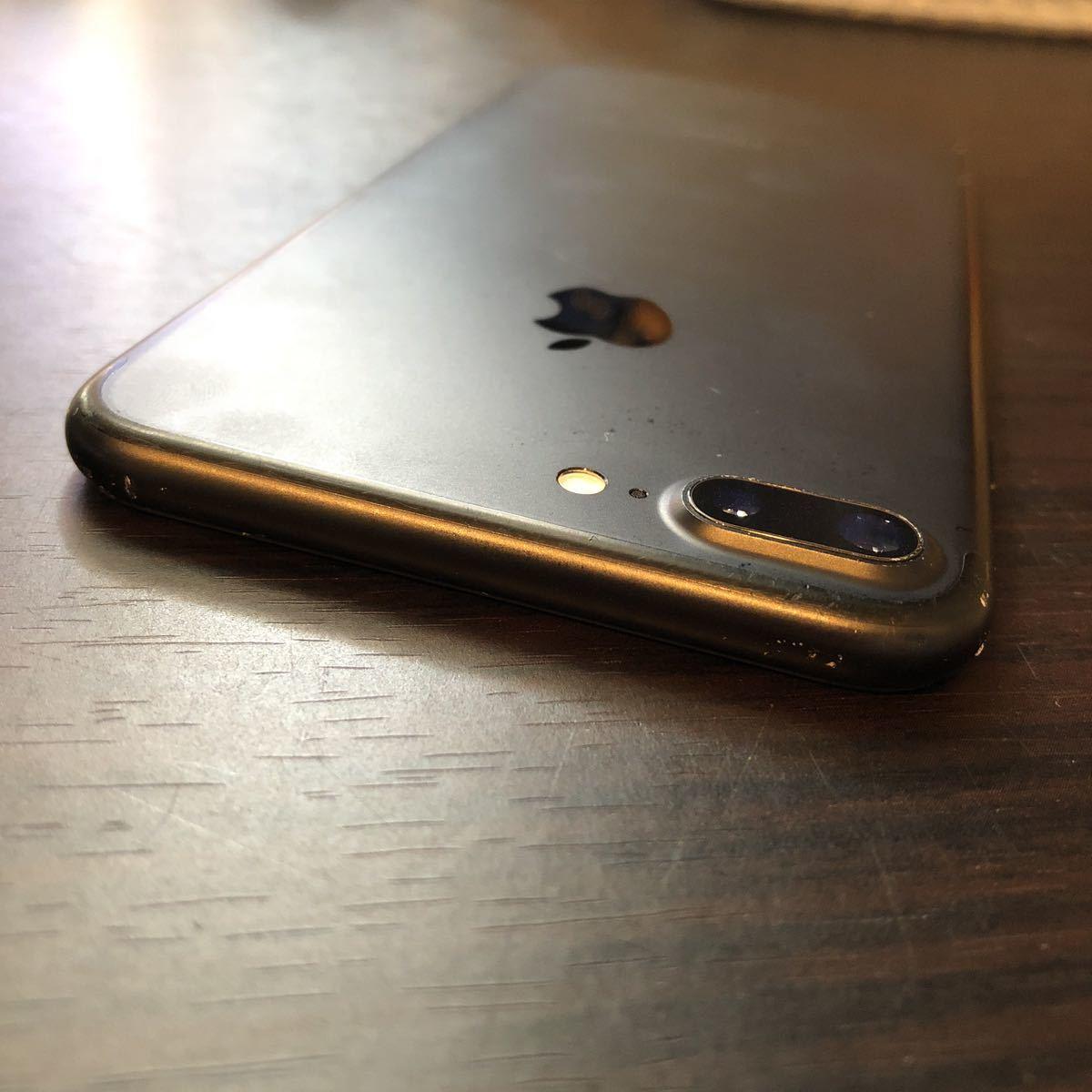 iPhone7Plus 256GB SIMフリー ブラック 中古良品 [1505]_画像5