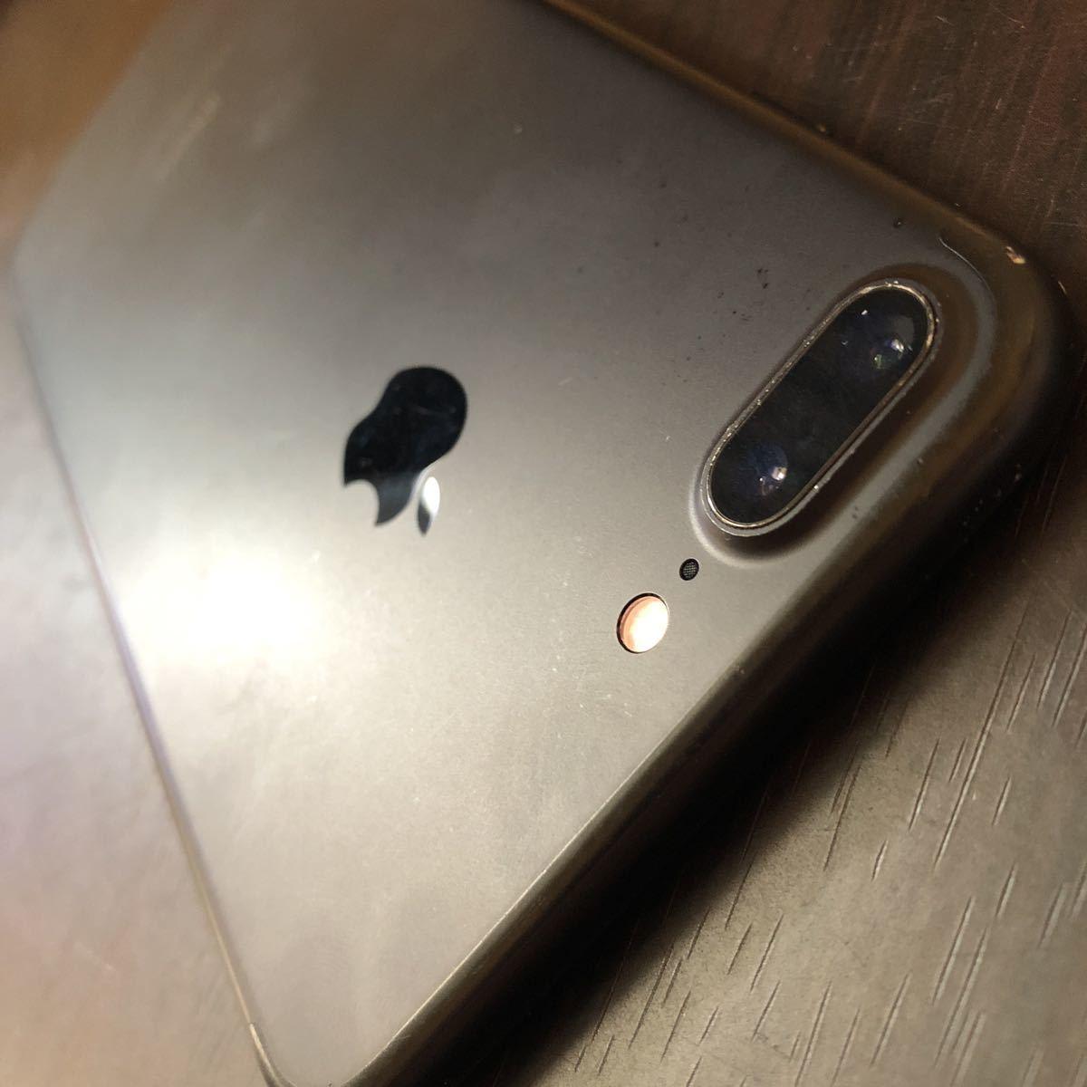 iPhone7Plus 256GB SIMフリー ブラック 中古良品 [1505]_画像6