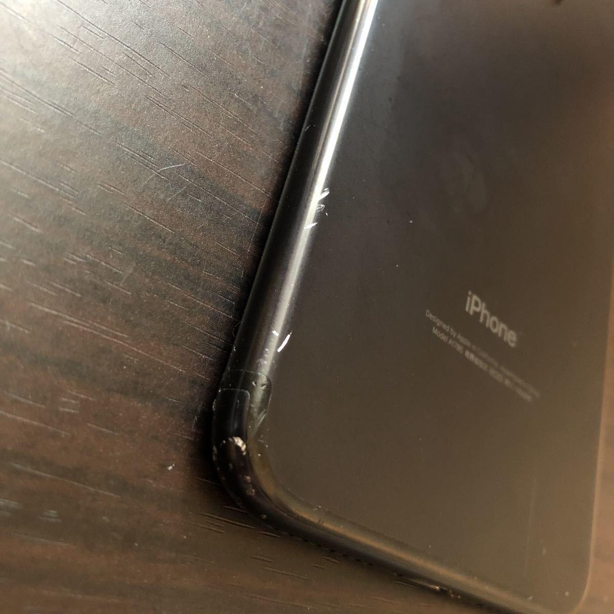 iPhone7Plus 256GB SIMフリー ブラック 中古良品 [1505]_画像3