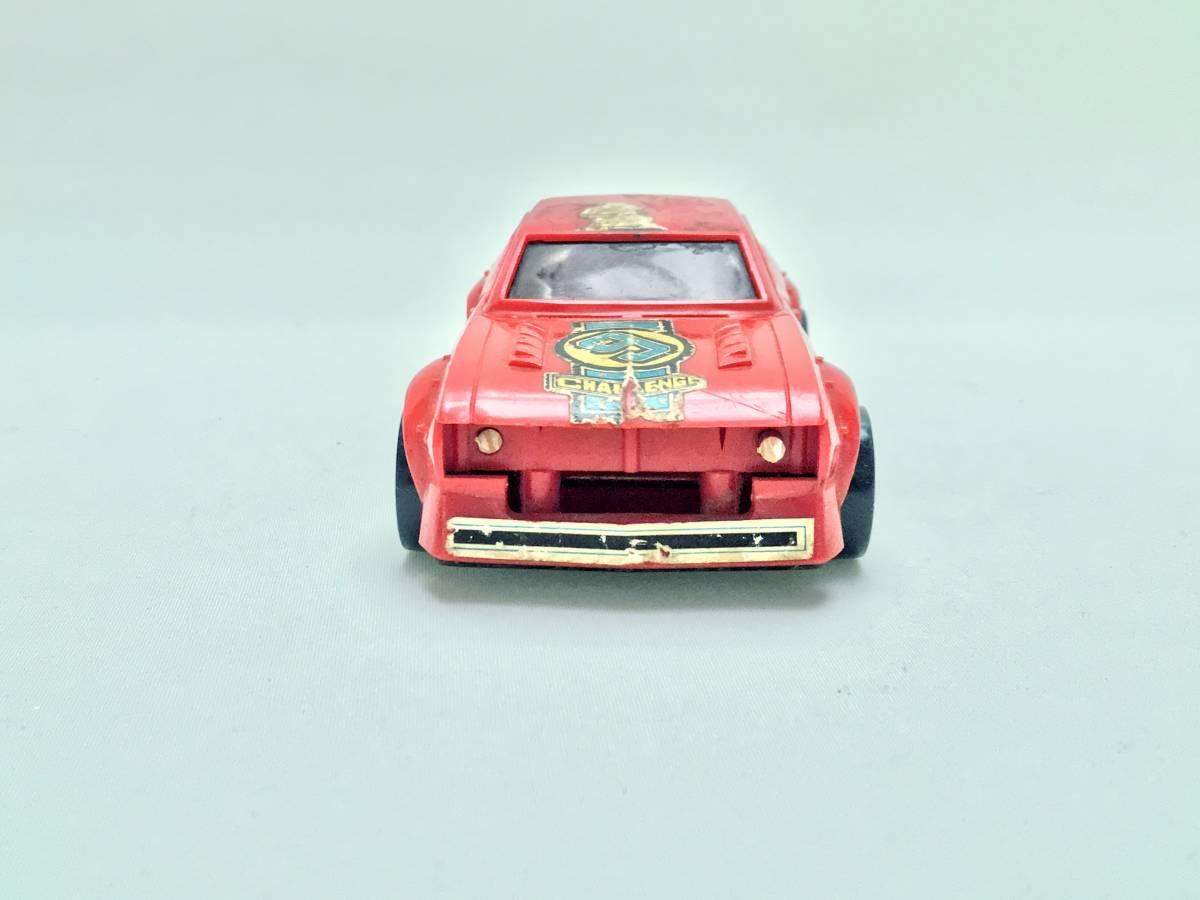 日本製 TONKA トンカ ミニカー ブリキ製 車種不明 中古 ジャンク 当時物 昭和ビンテージ_画像5