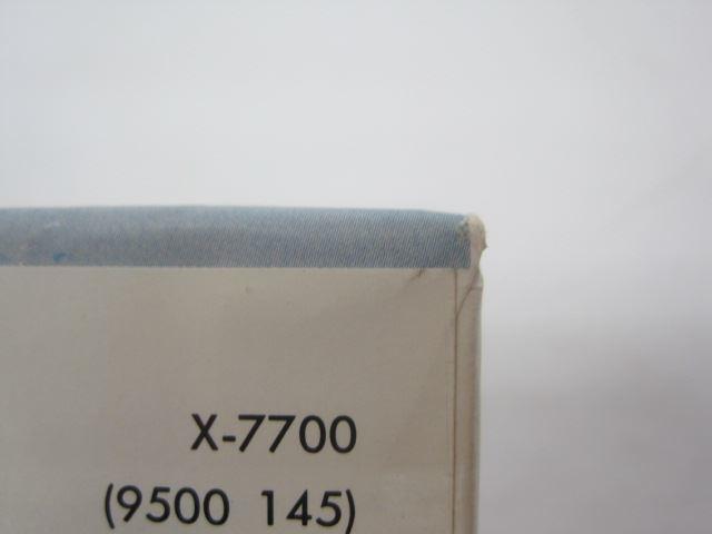 [190910088] 美品 ブレンデル=マリナーのモーツァルト ピアノ協奏曲第22番 変ホ長調 K・482 X-7700 1977年 LP 日本フォノグラム 【中古】_画像9
