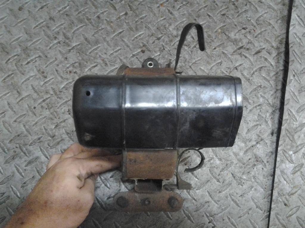 ホンダ CB50 初期型 純正 エアクリーナー ボックス 検索 G-100 エアクリ BOX HONDA XL50 XL80 XE50 XE75 R&P ノーティーダックス エイプ_画像6