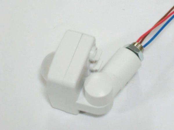 ◇人感センサースイッチ 小型高機能3調整タイプ☆7/新品 赤外線センサー ダイソーLEDライト、電球型蛍光灯_画像5
