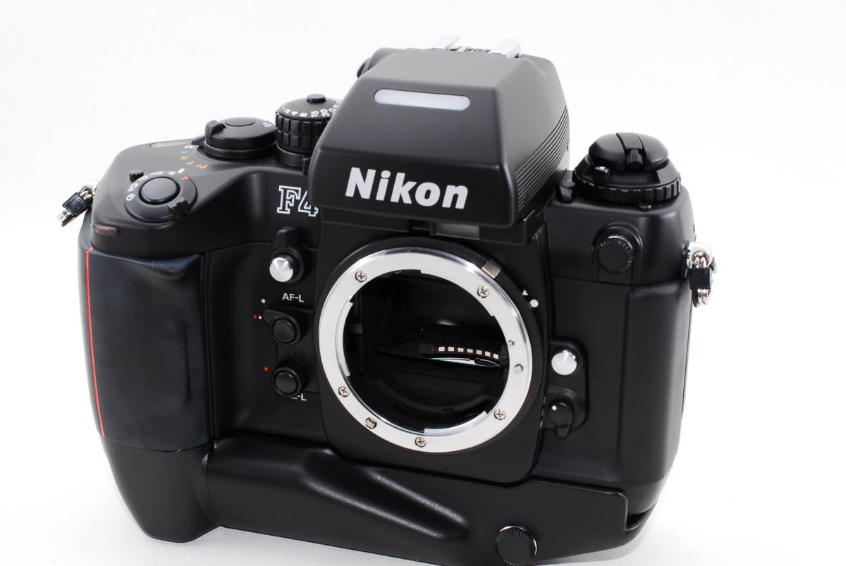 希少★ニコン Nikon F4s 253番台 ほぼ最終 後期★奇跡の新品★元箱付★未使用品_画像3