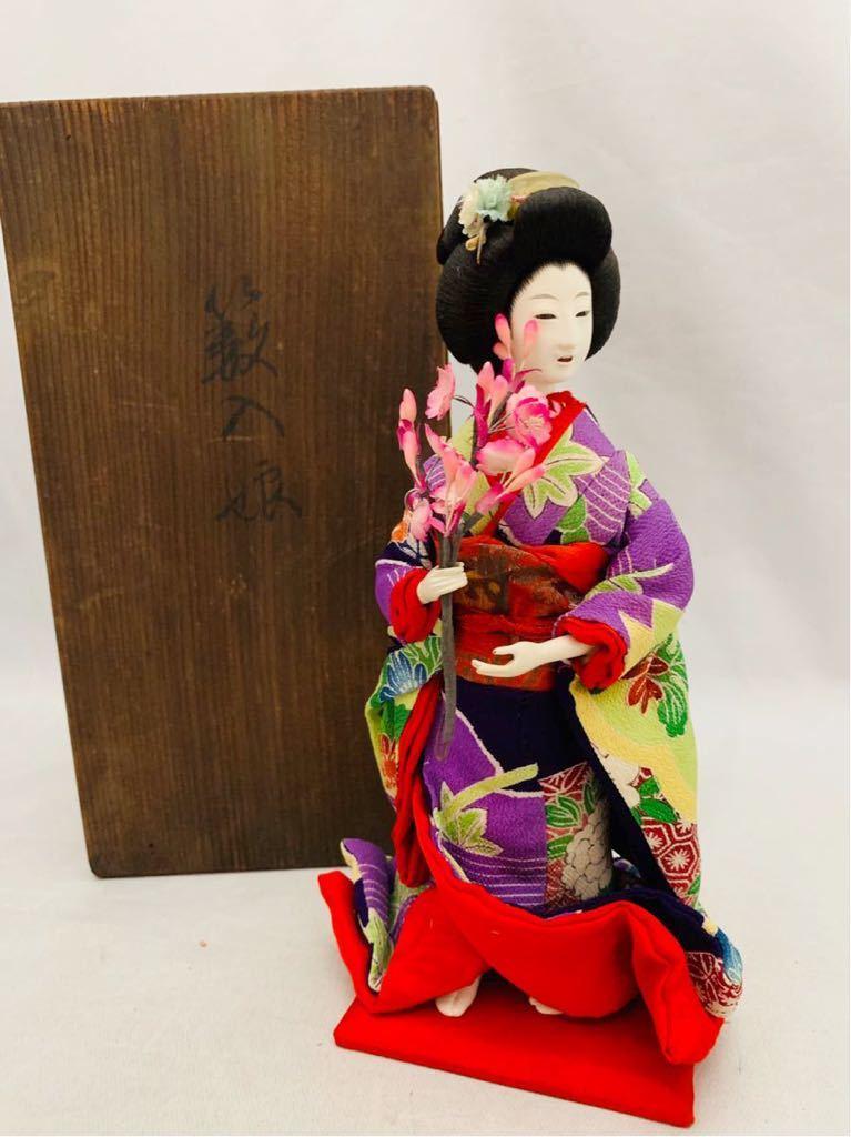 京都 日本人形
