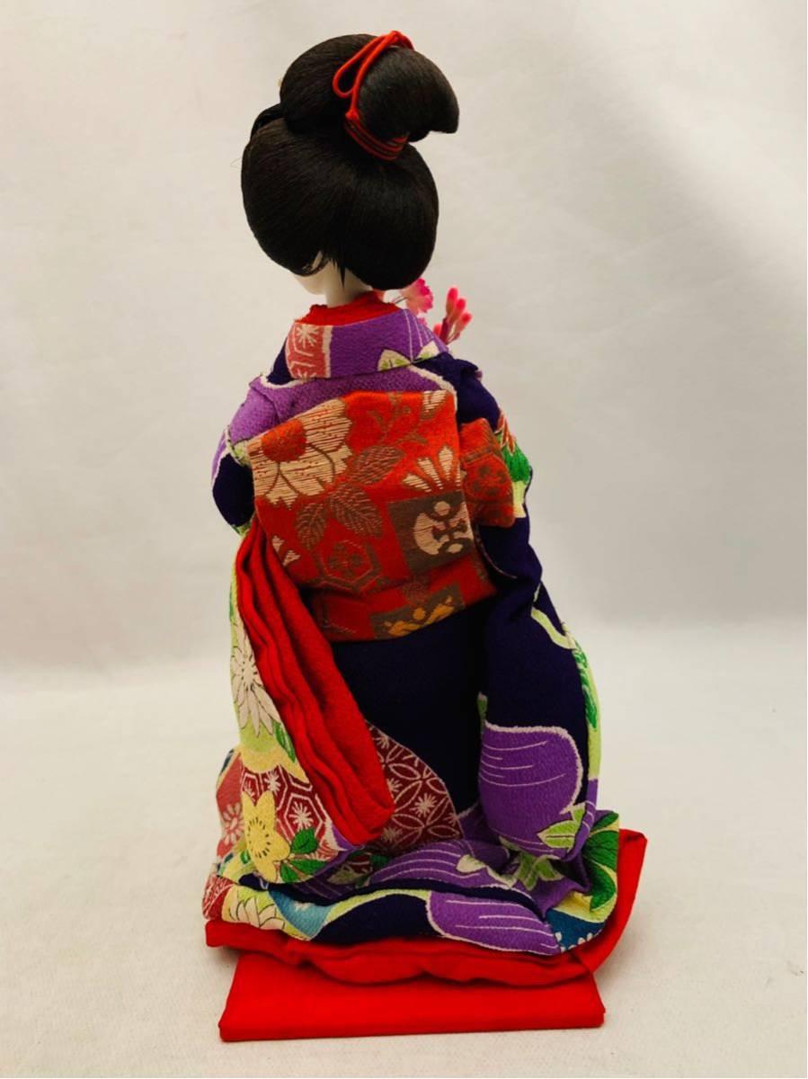 京都 日本人形 _画像7
