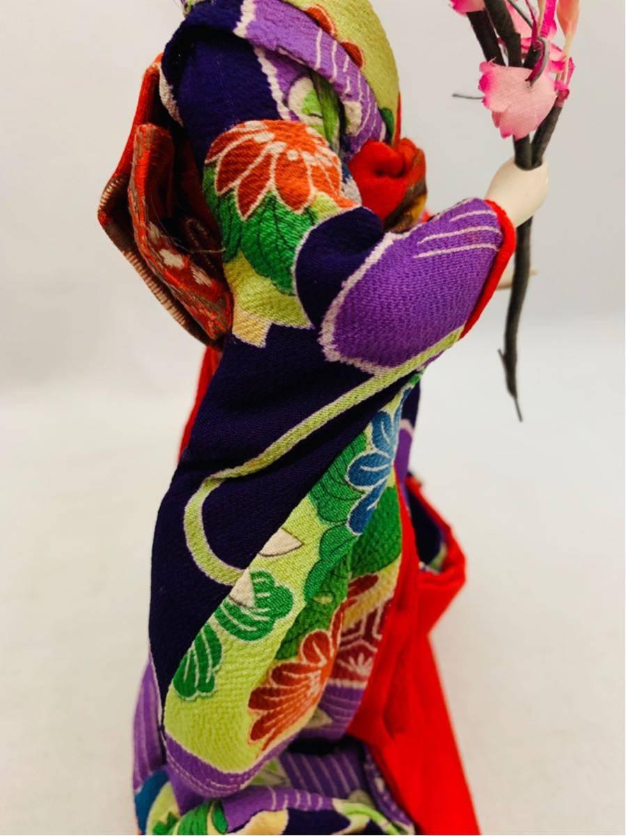 京都 日本人形 _画像6