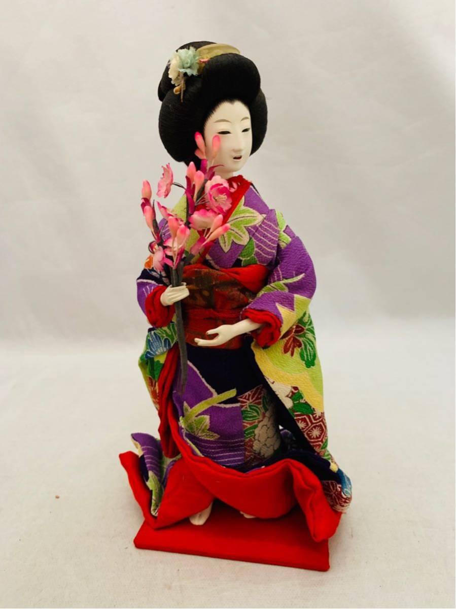京都 日本人形 _画像2
