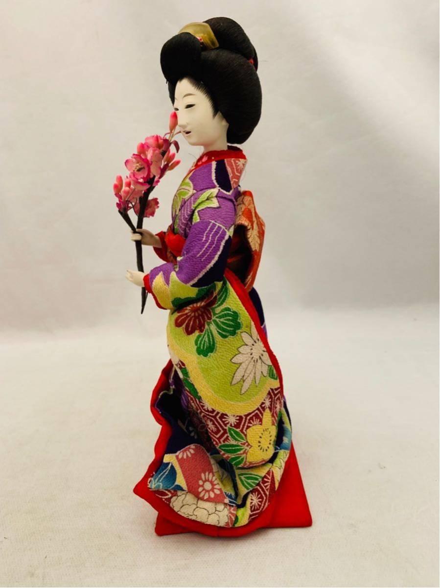 京都 日本人形 _画像8