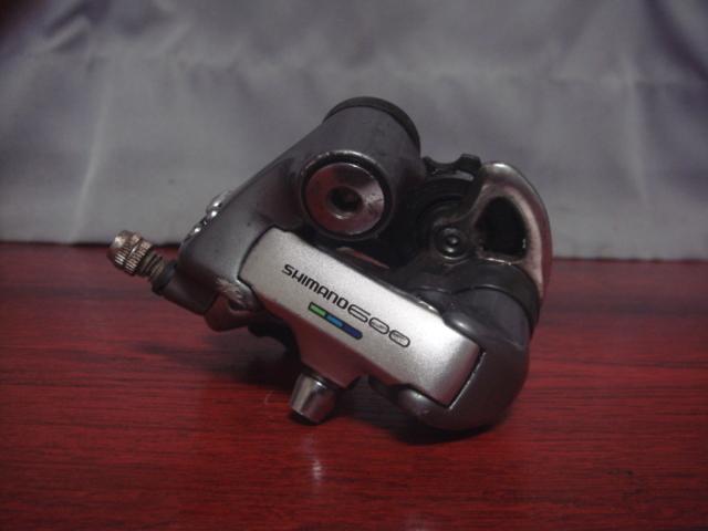 シマノ 600 アルテグラ RD-6401 リア ディレイラー ULTEGRA