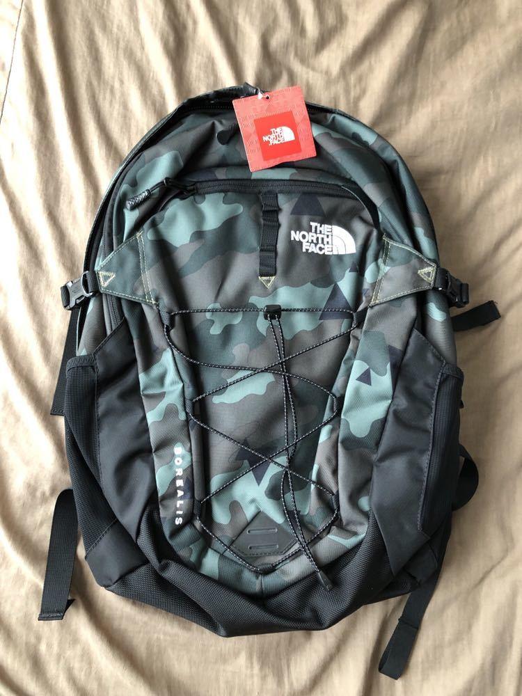 The North Face Men's Borealis 28L Backpack Tnf Camo 新品