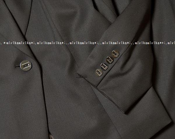 新品同様*BURBERRY バーバリーロンドン 高級 セットアップ パンツスーツ*大きいサイズ15_画像5