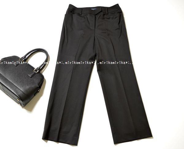 新品同様*BURBERRY バーバリーロンドン 高級 セットアップ パンツスーツ*大きいサイズ15_画像3