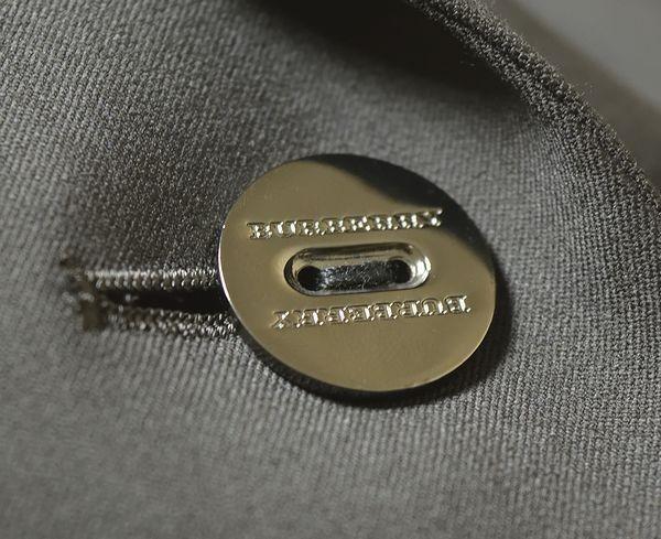 新品同様*BURBERRY バーバリーロンドン 高級 セットアップ パンツスーツ*大きいサイズ15_画像6