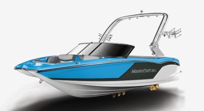 「新艇☆MASTERCRAFT NXT22 2019モデル ウェイク艇 スキーボート ウェイクボード☆ウェイクサーフィン ☆値引き交渉OK!」の画像1