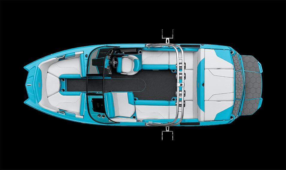 「新艇☆MASTERCRAFT NXT22 2019モデル ウェイク艇 スキーボート ウェイクボード☆ウェイクサーフィン ☆値引き交渉OK!」の画像2