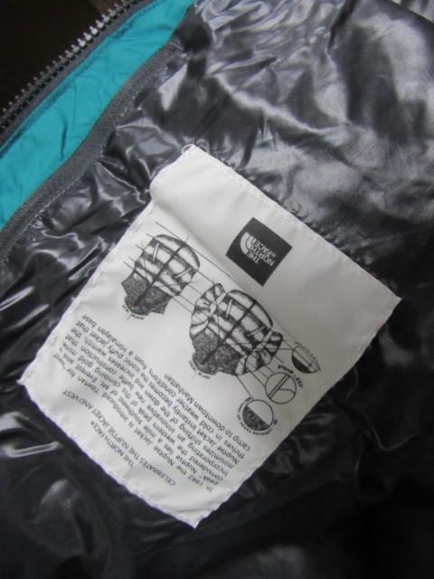 Sサイズ 1992 Nuptse Jacket ノースフェイス THE NORTH FACE 1992 ヌプシ ジャケット デッドストック 正規品 ダウンジャケット