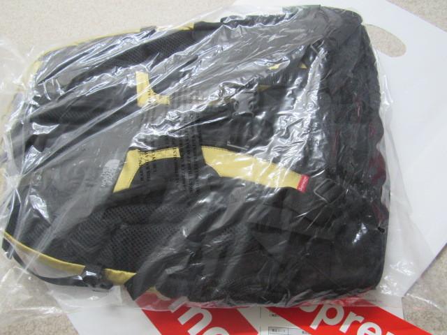 18ss supreme × the north face metallic borealis backpack box logo gold 金ゴールド ボックスロゴ ノース ノースフェイス シュプリーム_画像4