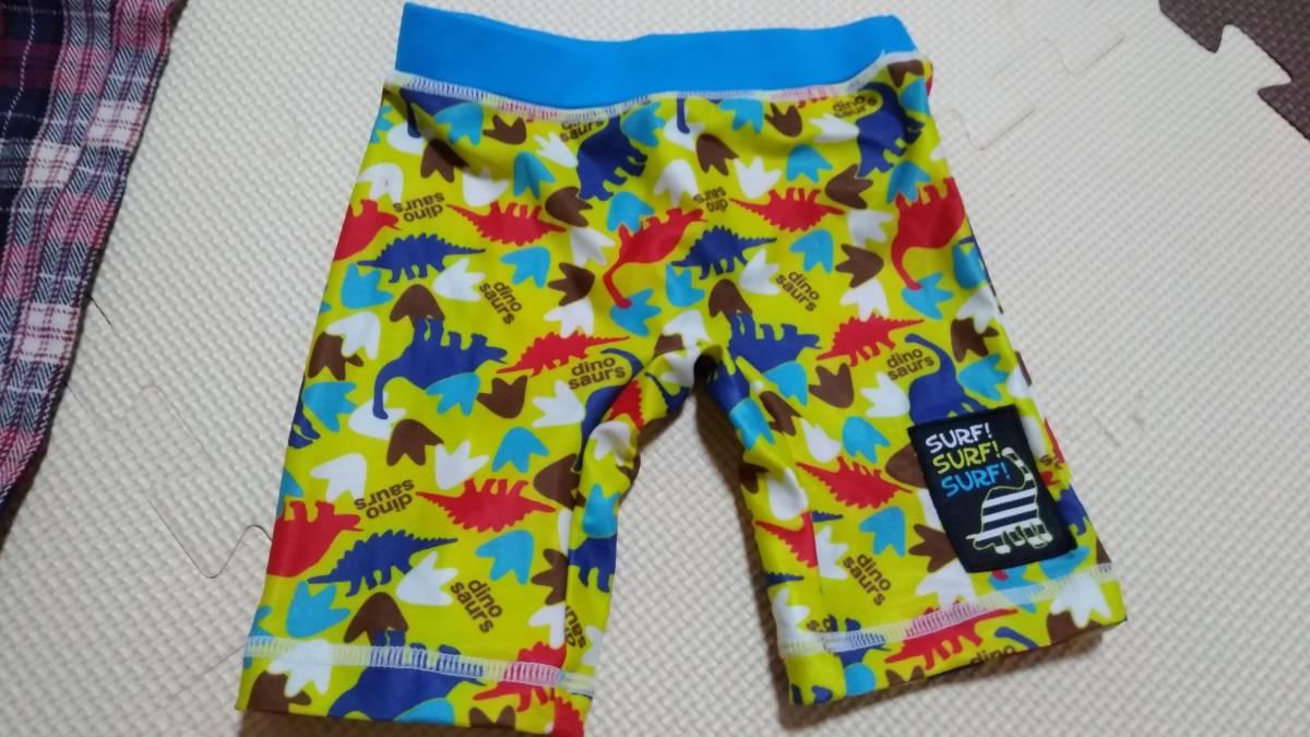 ☆男児用95サイズ水着・服計4枚セット チェロキー、西松屋など☆_画像2
