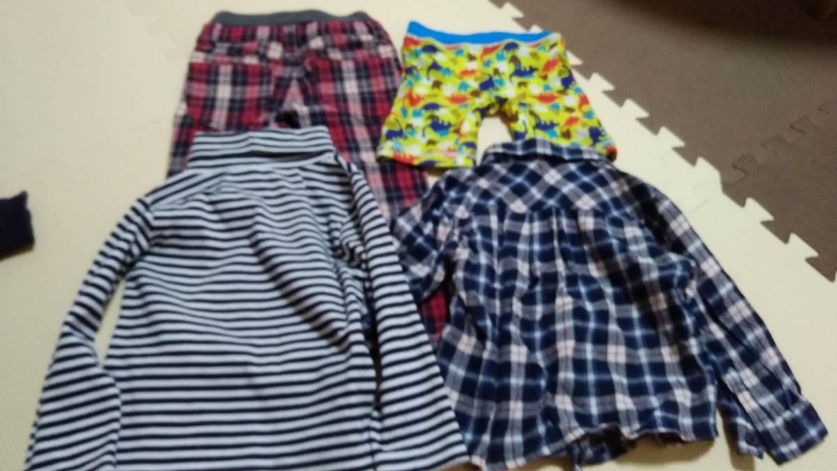 ☆男児用95サイズ水着・服計4枚セット チェロキー、西松屋など☆_画像7