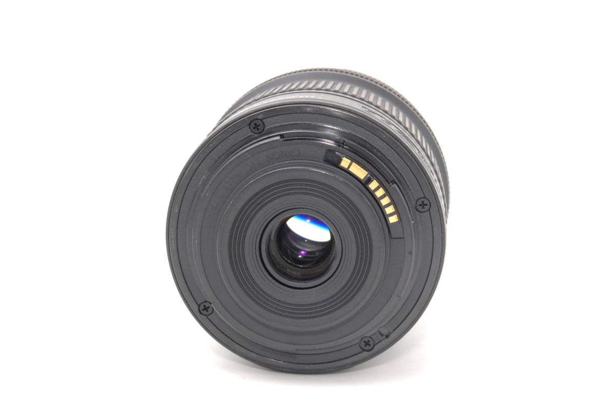 ★いつでも持ち運べるコンパクトサイズ★【超極上】Canon キヤノン EF-S 10-18mm F4.5-5.6 IS STM★安心保証★19081B_画像5