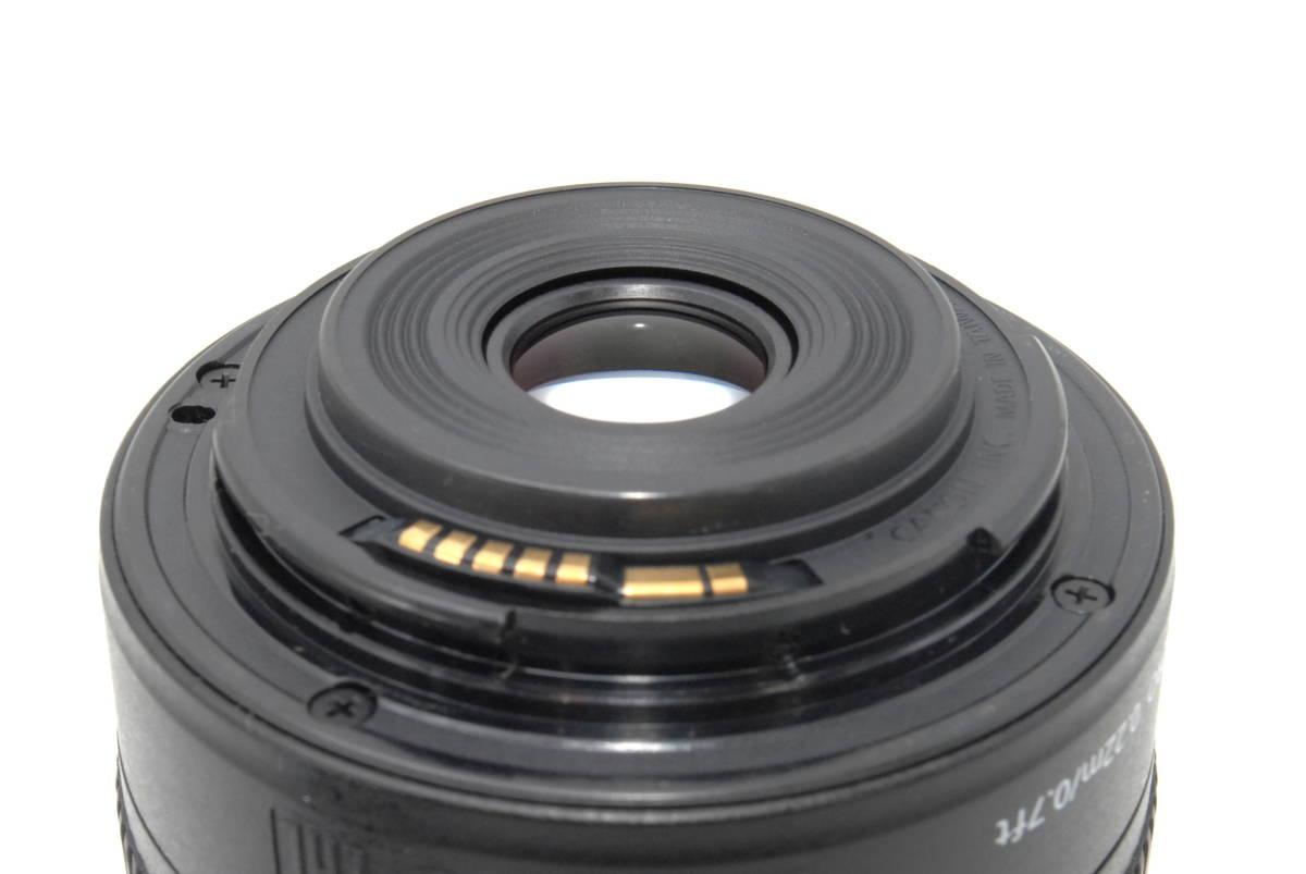 ★いつでも持ち運べるコンパクトサイズ★【超極上】Canon キヤノン EF-S 10-18mm F4.5-5.6 IS STM★安心保証★19081B_画像8