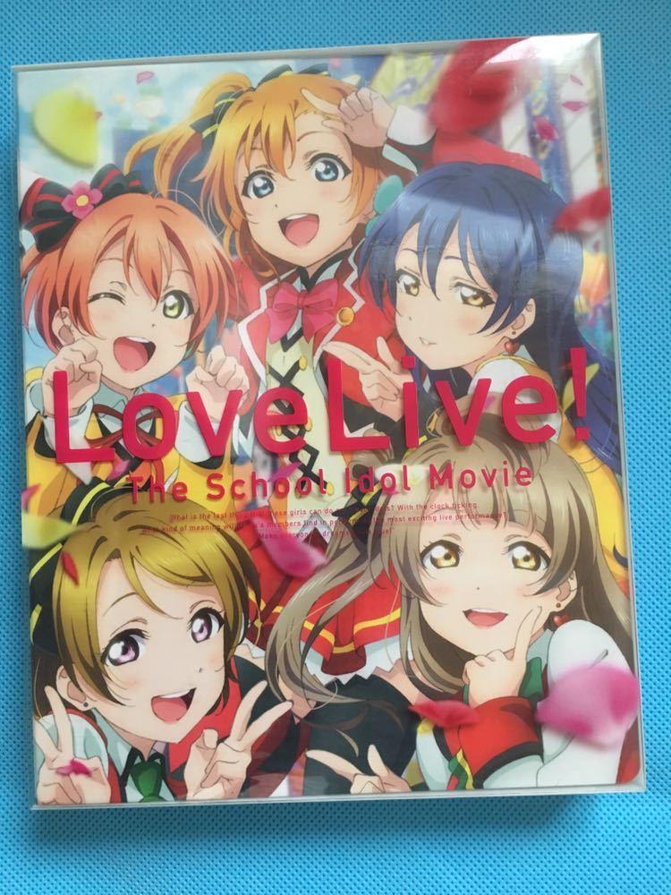 【S2】Blu-ray BD ラブライブ! The School Idol Movie 特装限定版 劇場版 映画 ブルーレイ ⑤_画像1