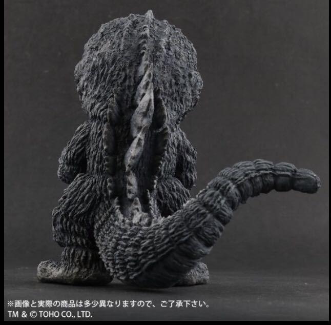 少年リック限定 デフォリアル ゴジラ(1971) 富士裾野激闘Ver. ゴジラVSヘドラ ヘドゴジ フィギュア_画像3