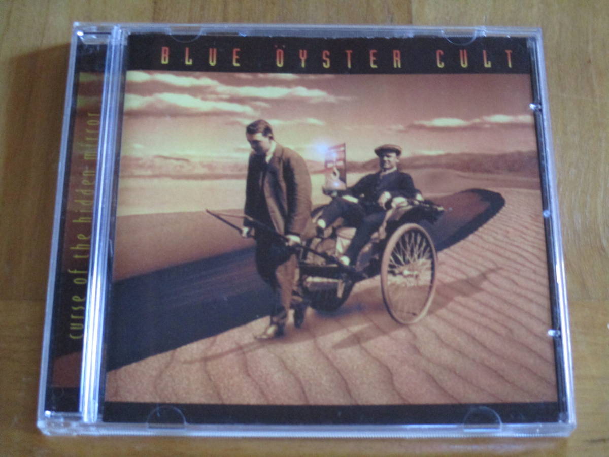 BLUE OYSTER CULT/CURSE OF THE HIDDEN MIRROR 輸入盤