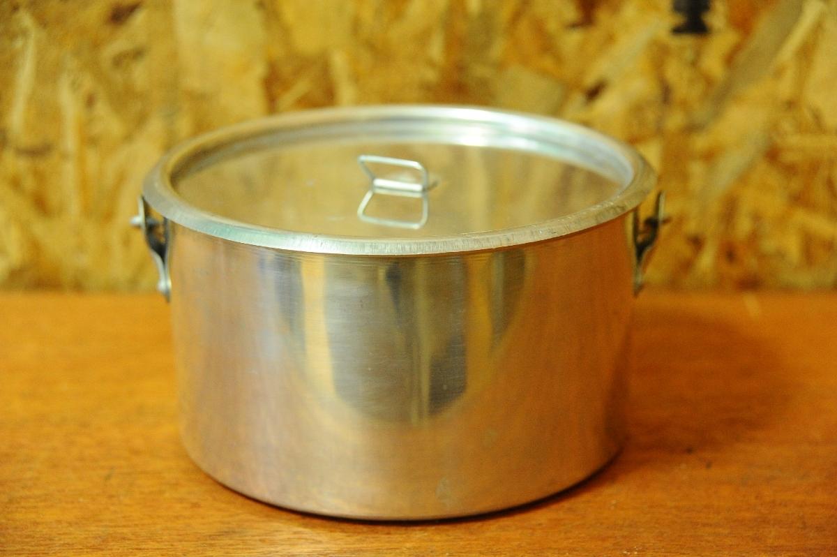 VTG BullDog Backpack Camp Cook Pot / ブルドック HOTTON クック ポット キャンプ アウトドア ブッシュクラフト_画像1