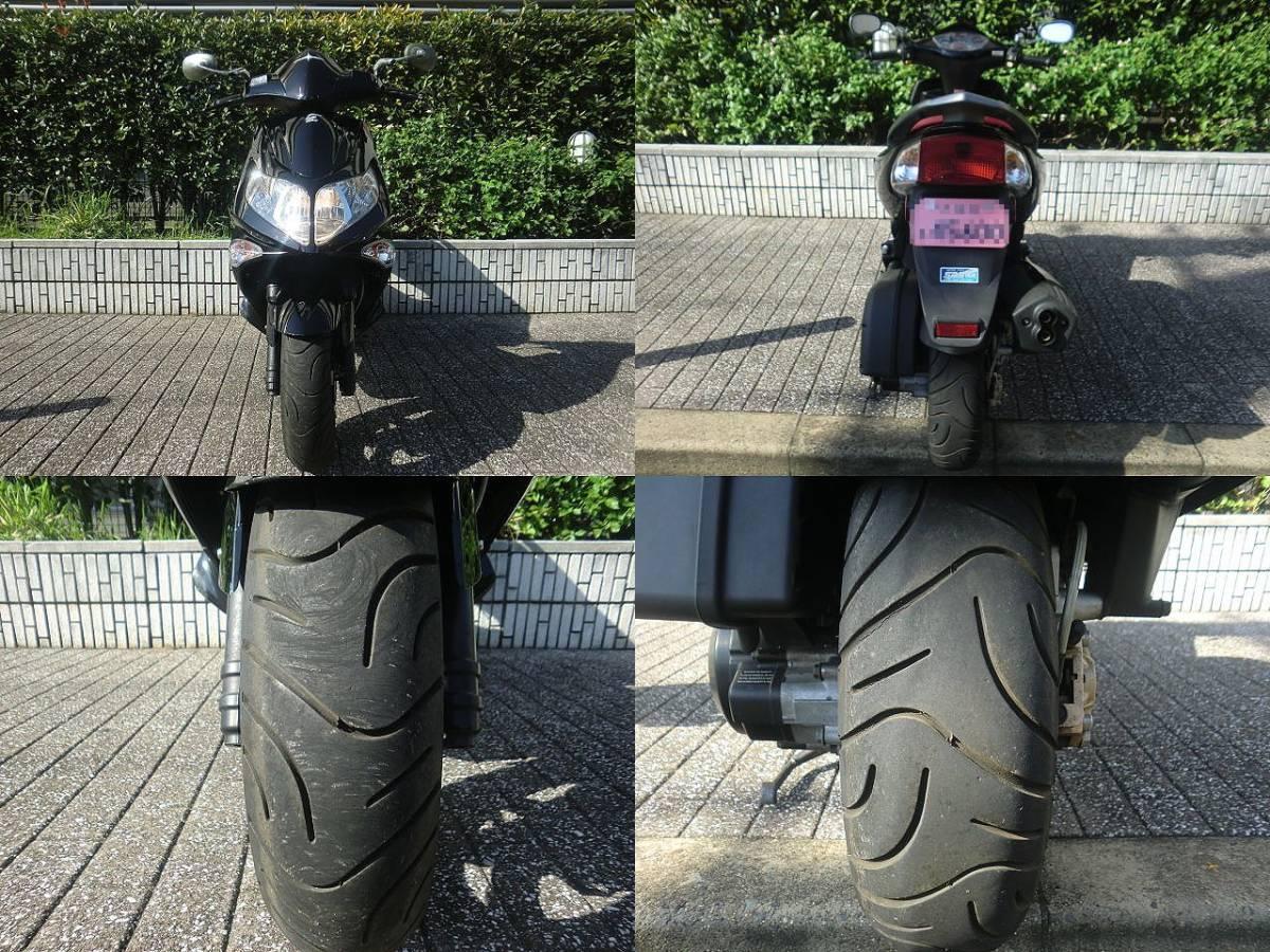 ★超~カッチョイイ!G-MAX200☆走行少なく3473km/PGO★東京/大田区【下取OK】_画像6