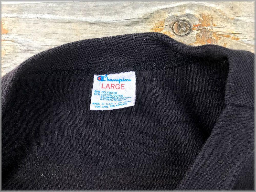 ★ピッツバーグスティーラーズ チャンピオン USA製 Tシャツ size L★検 90s ビンテージ_画像3