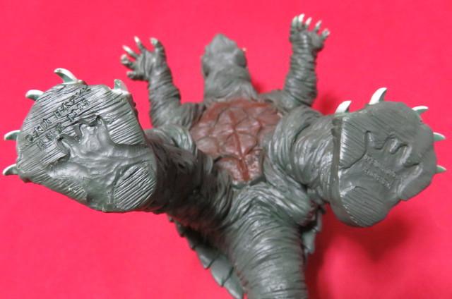 ツクダホビー ガメラ1995 怪獣 大映 ソフビ USED 同梱可_画像8