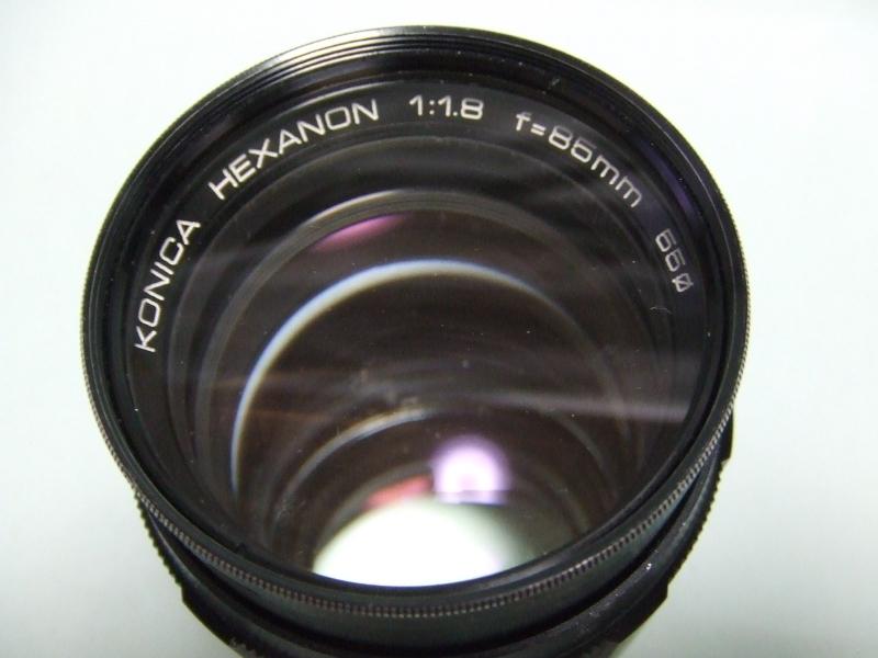 ★☆ KONICA HEXANON 85mm F1.8 ☆★