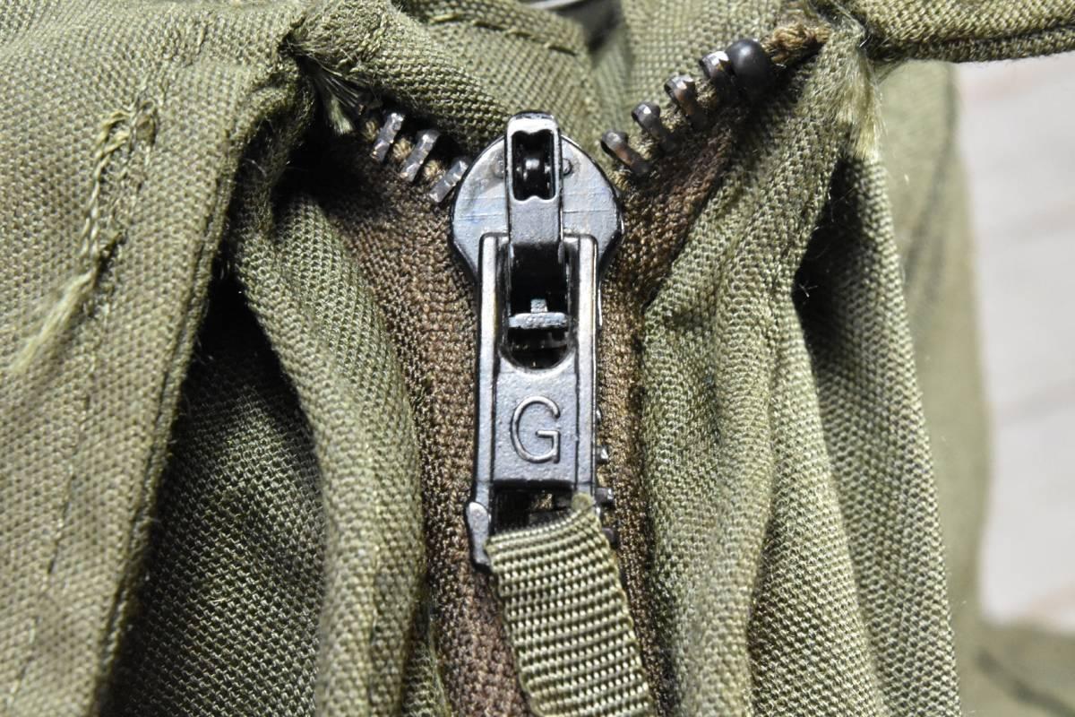 米軍 80s フライト ジャケット USA製 支給品 実物 ビンテージ /5638 501 101 00 G1 A2 N1 MA1 N2 N3 USMC AIR FOCE ARMY_画像5